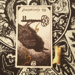 The Hierophant Reversed with Othala