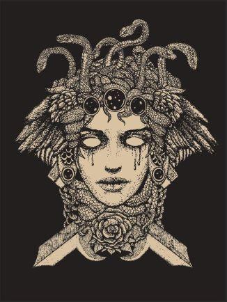 Medusa by Nikita Kaun 2013