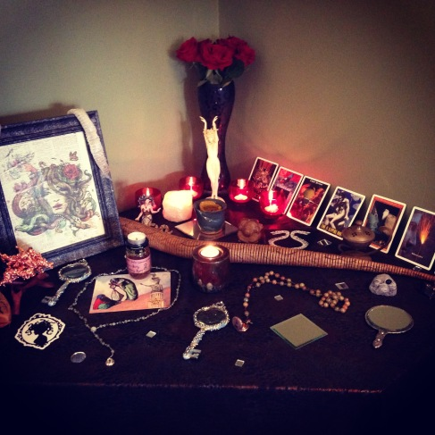Medusa Altar: Friday March 5
