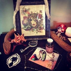 Medusa Altar: Friday March 5