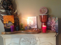 Medusa Altar: Sunday March 6