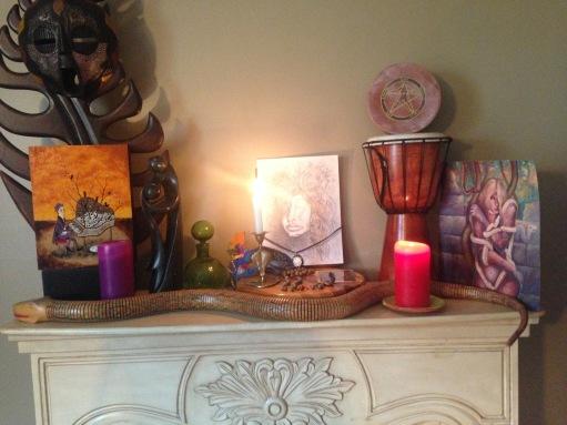 Medusa Altar: Sunday March 6