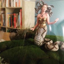Image: Medusa Terrarium Close Up by Amoret