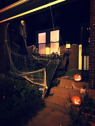 Prepared for Samhain